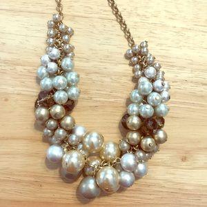 Lia Sophia bubble necklace